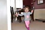 Elena running
