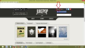 jukepop screen shot 1