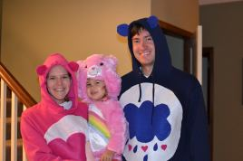 carebear family