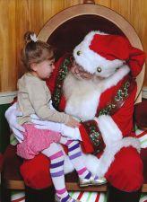 elena and santa