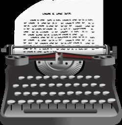 typewriter-312748_1280